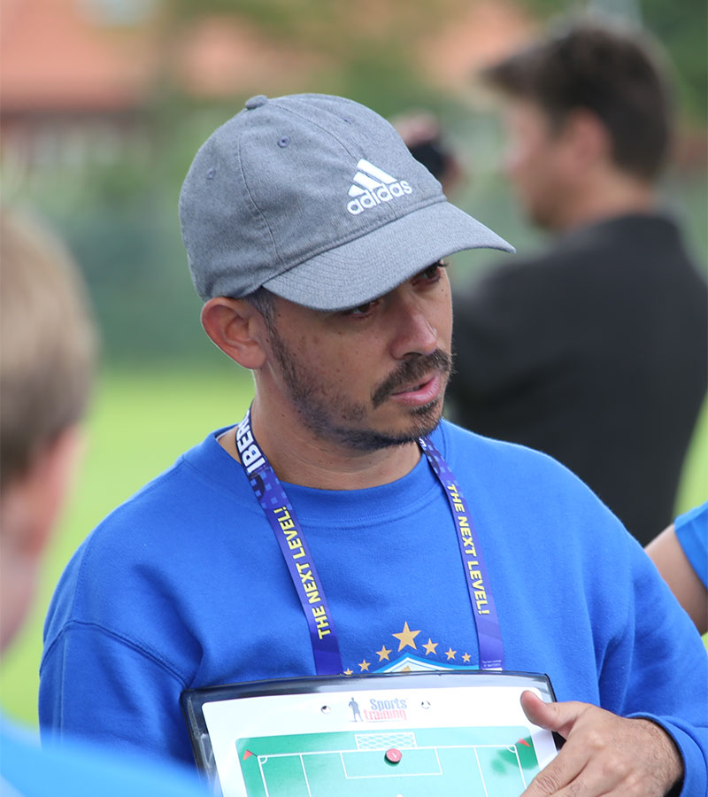 João Plantier | UEFA PRO Coach