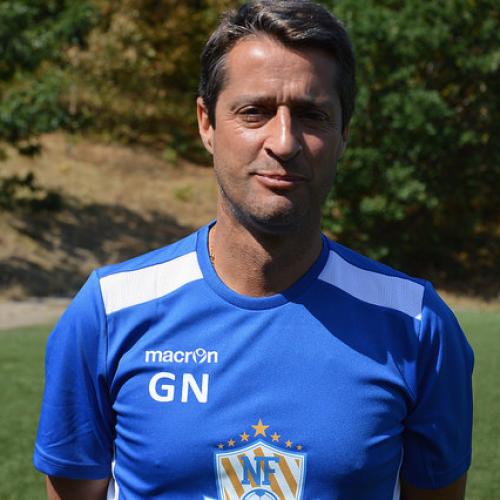 NF Academy Director Gonçalo Nunes
