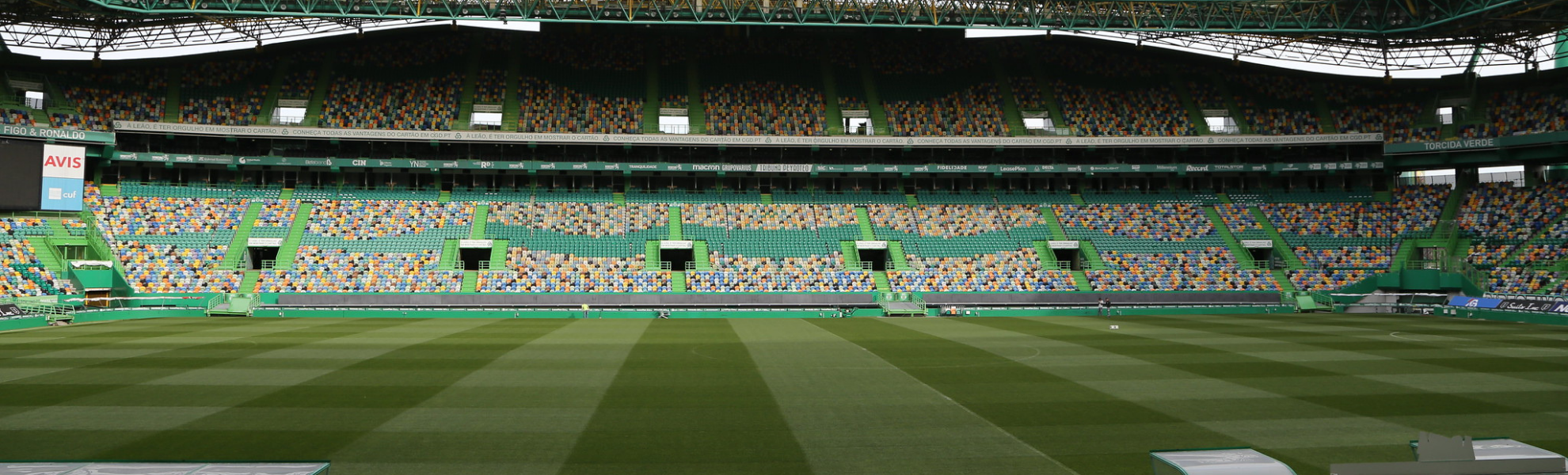 sporting stadium background