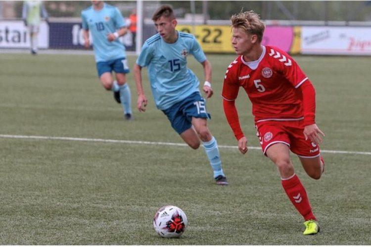 Danish international Oscar Fuglesang - NF Academy