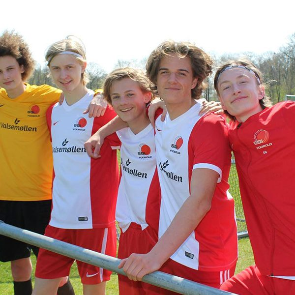 NF Academy Selection Esbjerg SparNord