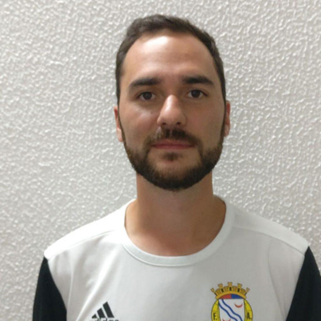 Davide Esteves NF Academy Coach