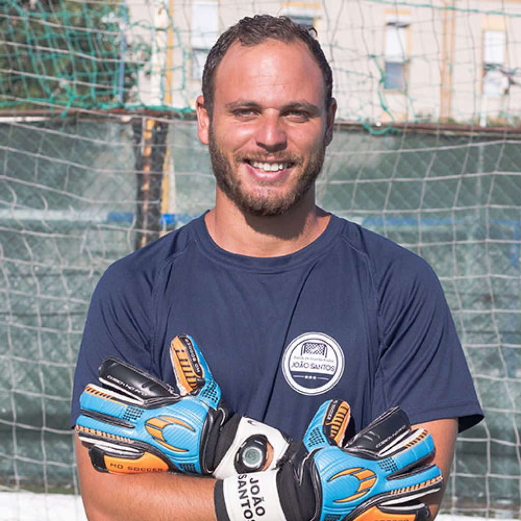 João Santos NF Academy Goalkeeper Coach
