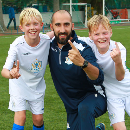 NF Academy Local Camps in Sweden