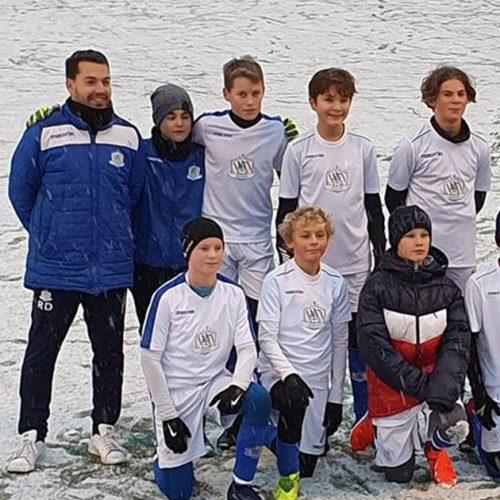 Kristian Lorentzen kommer ansluta sig till NF Academy i sommar för att spela Nordic Invitational Cup 2020, i Esbjerg.