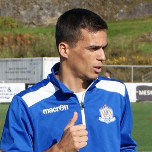 NF Academy Coach David Fernandes