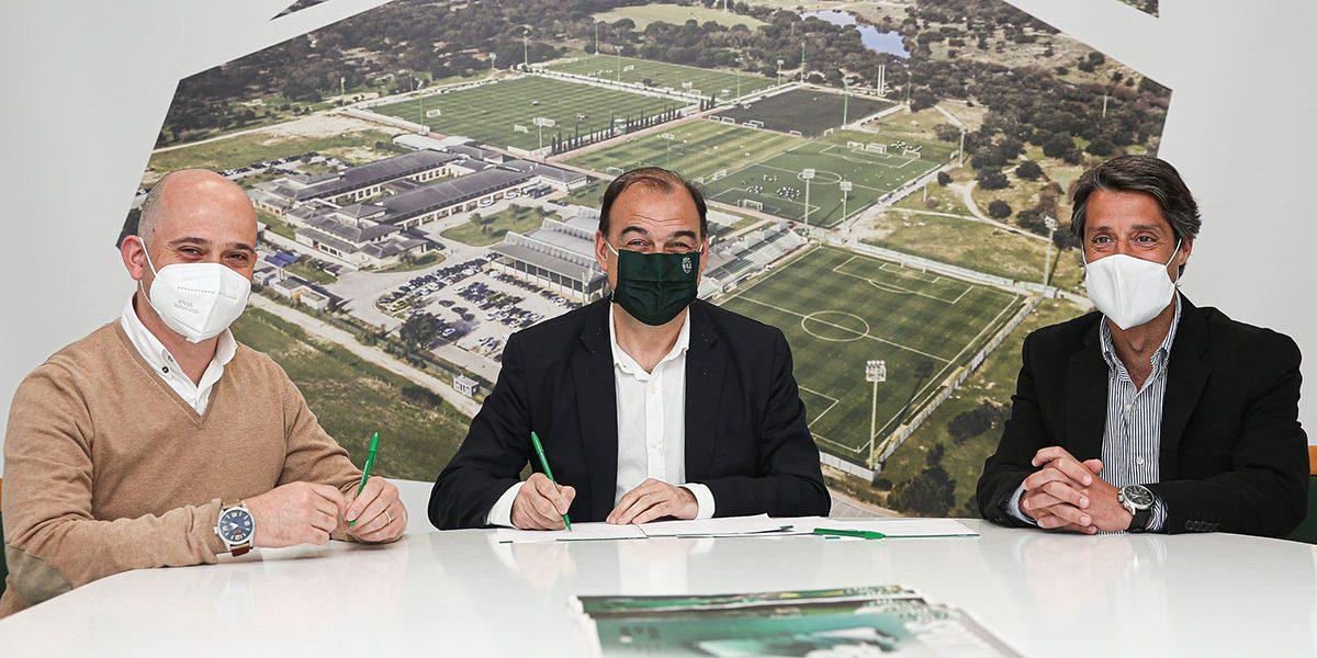 NF Academy och Sporting CP har gjort sitt gamla partnerskap officiellt.