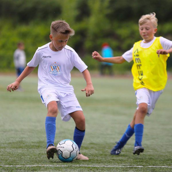NF Academy Youth Football Training Sessions